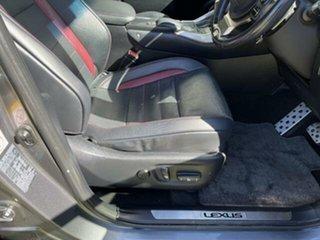 2015 Lexus NX300H AYZ15R F-Sport Hybrid (AWD) Graphite 6 Speed CVT Auto Sequential Wagon