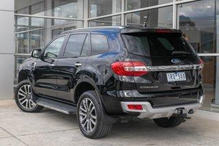 2020 Ford Everest UA II 2020.25MY Titanium Black 10 Speed Sports Automatic SUV.