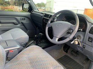 1997 Toyota Landcruiser Prado VZJ95R GXL (4x4) White 4 Speed Automatic 4x4 Wagon