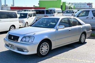 1999 Toyota Crown JZS171 Athlete V Silver Automatic Sedan