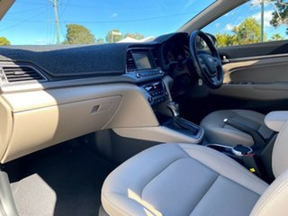 2018 Hyundai Elantra AD MY18 Trophy Grey 6 Speed Sports Automatic Sedan