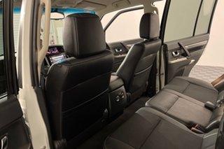2019 Mitsubishi Pajero NX MY19 GLS White 5 speed Automatic Wagon