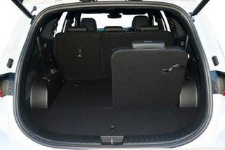 2021 Hyundai Santa Fe Tm.v3 MY21 Highlander DCT White Cream 8 Speed Sports Automatic Dual Clutch