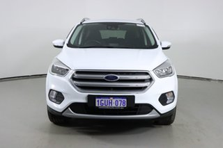 2019 Ford Escape ZG MY19.25 Trend (AWD) White 6 Speed Automatic SUV.