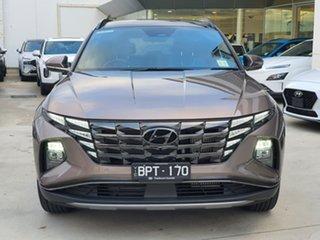2021 Hyundai Tucson NX4.V1 MY22 Highlander D-CT AWD Bronze 7 Speed Sports Automatic Dual Clutch