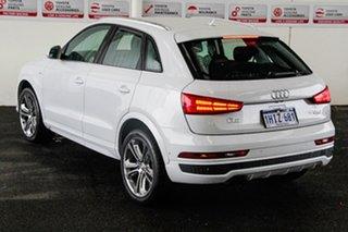 2015 Audi Q3 8U MY15 2.0 TFSI Sport Quattro (132kW) White 7 Speed Auto Dual Clutch Wagon