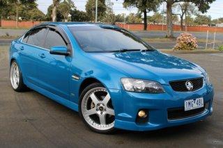 2012 Holden Commodore VE II MY12.5 SV6 Z-Series Blue 6 Speed Automatic Sedan.