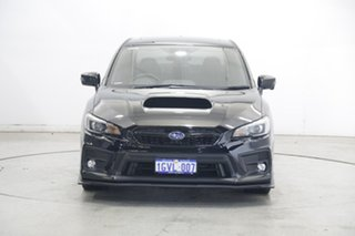 2019 Subaru WRX V1 MY19 Premium AWD Black 6 Speed Manual Sedan.