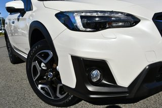 2018 Subaru XV G5X MY18 2.0i-S Lineartronic AWD Crystal White 7 Speed Constant Variable Wagon.