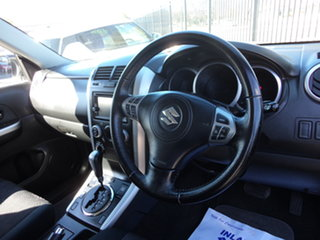 2016 Suzuki Grand Vitara JT MY15 Navigator (4x4) Abalone White 4 Speed Automatic Wagon