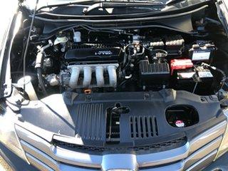 2009 Honda Civic 8th Gen MY09 VTi Black 5 Speed Manual Sedan