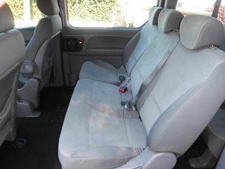 2012 Hyundai iMAX TQ-W Silver 4 Speed Automatic Van