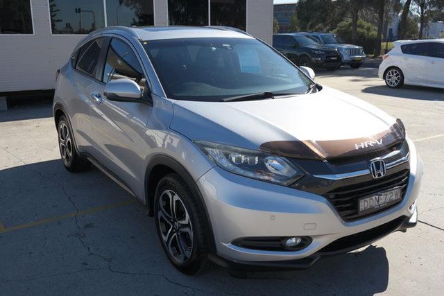 Used Honda HR-V MY15 VTi-L Maryville, 2015 Honda HR-V MY15 VTi-L Silver 1 Speed Constant Variable Hatchback
