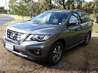 2019 Nissan Pathfinder R52 Series III MY19 ST+ X-tronic 2WD Grey 1 Speed Constant Variable Wagon.