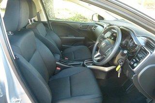 2017 Honda City GM MY18 VTi 1 Speed Constant Variable Sedan