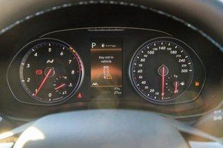 2021 Hyundai i30 Pde.v4 MY22 N Premium With Sunroof Dark Knight 8 Speed Auto Dual Clutch Hatchback