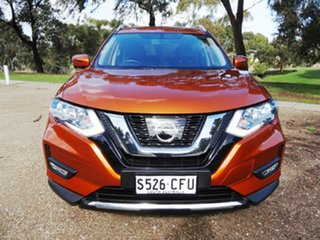 2020 Nissan X-Trail T32 Series III MY20 ST-L X-tronic 2WD Copper Blaze 7 Speed Constant Variable.