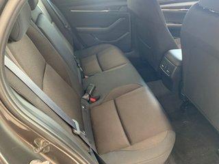 2021 Mazda 3 BP2H7A G20 SKYACTIV-Drive Evolve Machine Grey 6 Speed Sports Automatic Hatchback