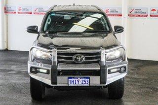 2019 Toyota Fortuner GUN156R Crusade Graphite 6 Speed Automatic Wagon.
