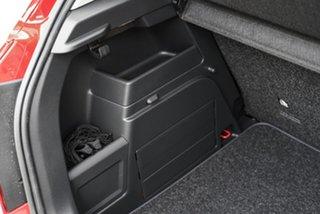 2021 Skoda Fabia NJ MY21 81TSI DSG Run-Out Edition Red 7 Speed Sports Automatic Dual Clutch
