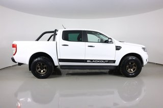 2020 Ford Ranger PX MkIII MY21.25 XLT 3.2 (4x4) White 6 Speed Automatic Double Cab Pick Up
