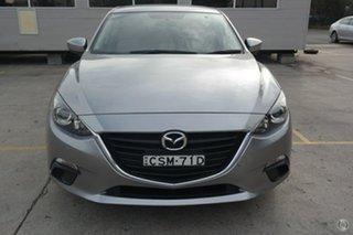 2013 Mazda 3 BM5278 Maxx SKYACTIV-Drive Silver 6 Speed Sports Automatic Sedan