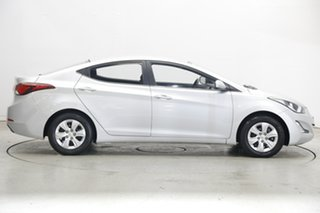 2015 Hyundai Elantra MD3 Active Sleek Silver 6 Speed Sports Automatic Sedan