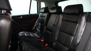 2011 Volkswagen Tiguan 5N MY11 147TSI DSG 4MOTION Blue 7 Speed Sports Automatic Dual Clutch Wagon