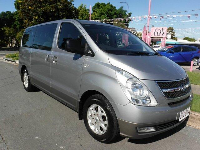 Used Hyundai iMAX TQ-W Margate, 2012 Hyundai iMAX TQ-W Silver 4 Speed Automatic Van