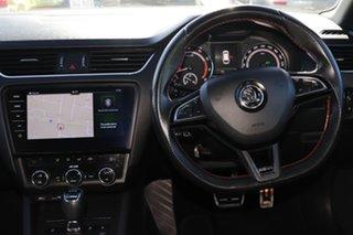 2017 Skoda Octavia NE MY18 RS DSG 169TSI Green 6 Speed Sports Automatic Dual Clutch Wagon