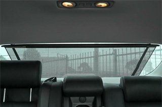 2010 Toyota Crown URS206 Majesta Black 8 Speed Sedan