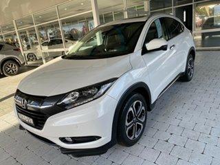 2016 Honda HR-V VTi-L White Constant Variable Hatchback.