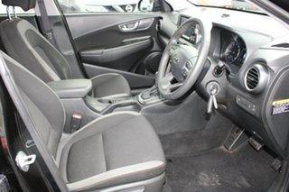 2018 Hyundai Kona OS MY18 Active 2WD Black/Grey 6 Speed Sports Automatic Wagon