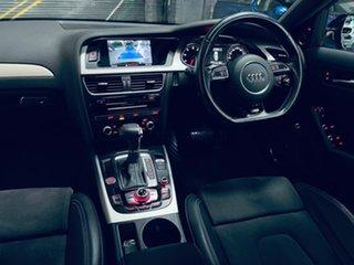2015 Audi A4 B8 8K MY15 S Line S Tronic Quattro Sport Plus Grey 7 Speed Sports Automatic Dual Clutch.