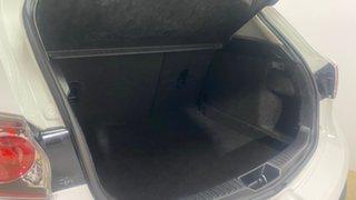2010 Mazda 3 BL Neo White 6 Speed Manual Hatchback