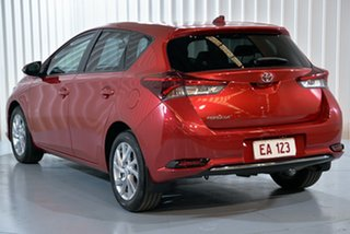2016 Toyota Corolla ZRE182R Ascent Sport S-CVT Red 7 Speed Constant Variable Hatchback