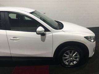 2014 Mazda CX-5 KE1071 MY14 Maxx SKYACTIV-Drive Sport White 6 Speed Sports Automatic Wagon