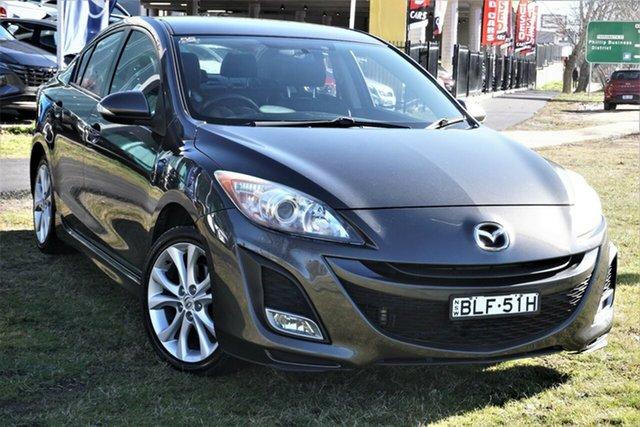Used Mazda 3 BL10L1 SP25 Activematic Phillip, 2009 Mazda 3 BL10L1 SP25 Activematic Grey 5 Speed Sports Automatic Hatchback