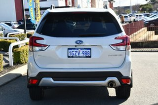 2020 Subaru Forester S5 MY20 2.5i-S CVT AWD Crystal White Pearl 7 Speed Constant Variable Wagon