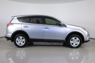 2018 Toyota RAV4 ZSA42R MY18 GX (2WD) Silver Continuous Variable Wagon