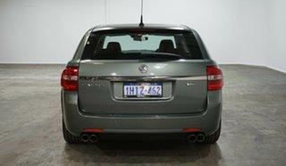 2015 Holden Calais VF II MY16 V Sportwagon Prussian Steel 6 Speed Sports Automatic Wagon