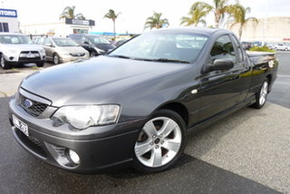 2007 Ford Falcon BF MkII XR6 5 Speed Manual Utility.