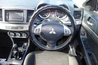 2011 Mitsubishi Lancer CJ MY12 ES Maroon 5 Speed Manual Sedan