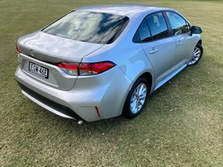2019 Toyota Corolla Mzea12R Ascent Sport Silver Pearl 10 Speed Constant Variable Hatchback