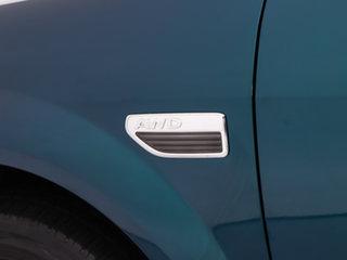 2009 Ford Territory SY MkII Ghia (4x4) Green 6 Speed Auto Seq Sportshift Wagon