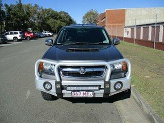 2011 Holden Colorado RC MY11 LT-R Crew Cab Grey 5 Speed Manual Utility.