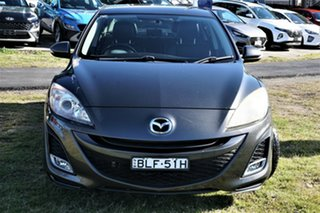 2009 Mazda 3 BL10L1 SP25 Activematic Grey 5 Speed Sports Automatic Hatchback.