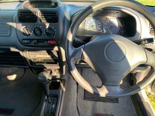 2003 Suzuki Ignis RG413 GL Silver 4 Speed Automatic Hatchback