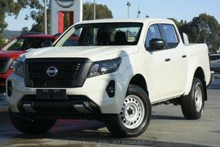 2021 Nissan Navara D23 MY21 SL Solid White 7 Speed Sports Automatic Utility.