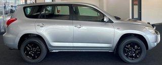 2007 Toyota RAV4 ACA33R MY08 CV Silver 4 Speed Automatic Wagon.